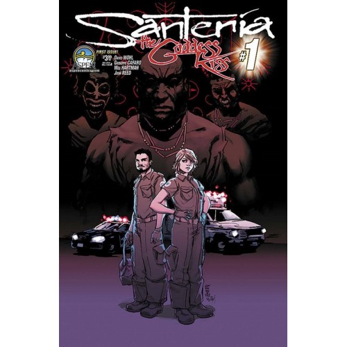 Santeria : The Goddess Kiss 1 (Cover A)