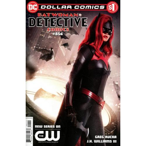 OFFERT : DOLLAR COMICS DETECTIVE COMICS 854 (VO)