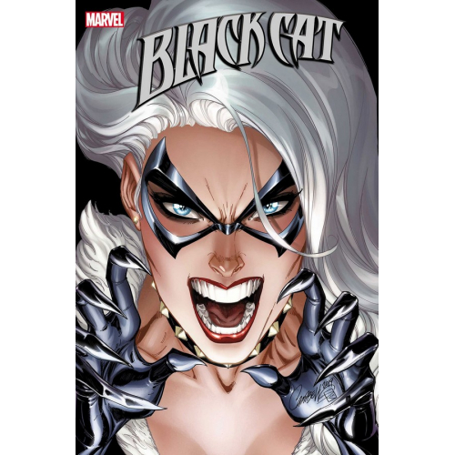 Black Cat 6 (VO) J. Scott Campbell Cover