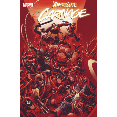 ABSOLUTE CARNAGE 5 (OF 5) (VO)