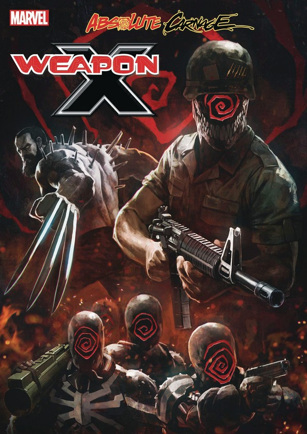 ABSOLUTE CARNAGE: WEAPON PLUS 1 (VO)
