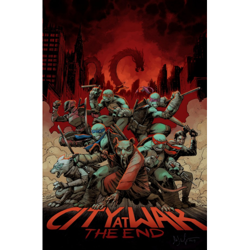 TMNT ONGOING 100 CVR A (VO)