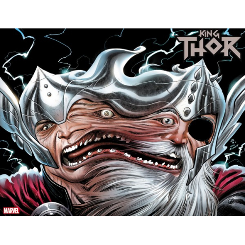 KING THOR 1 (OF 4) ROSS IMMORTAL WRAPAROUND VAR (VO)