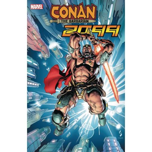 CONAN 2099 1 (VO)