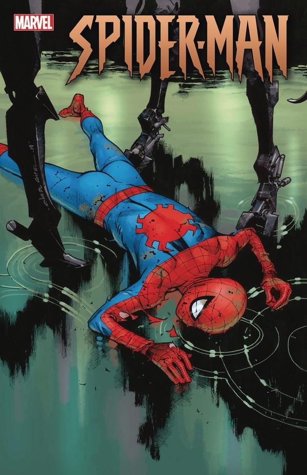 SPIDER-MAN 3 (OF 5) (VO) J.J. ABRAMS
