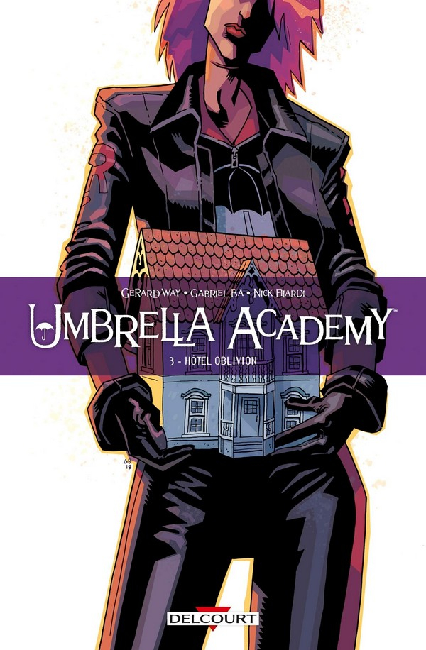 Umbrella Academy Tome 3 Hotel Oblivion (VF)