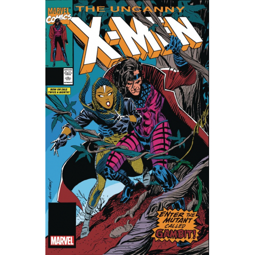 UNCANNY X-MEN 266 FACSIMILE EDITION (VO)