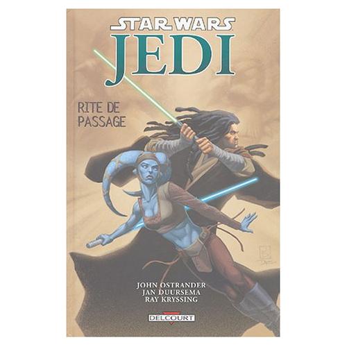 Star Wars Jedi, tome 3 : Rite de passage (VF) occasion