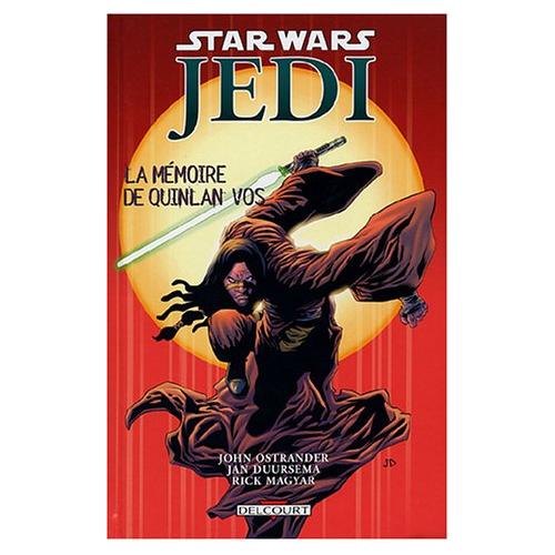 Star Wars Jedi : La Mémoire de Quinlan Vos (VF) occasion