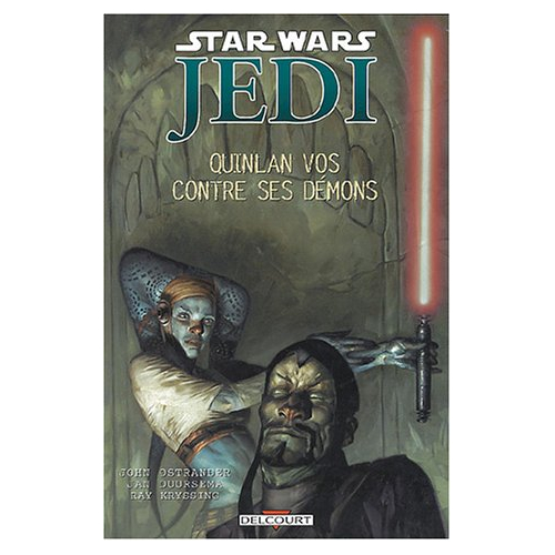 Star Wars - Jedi, tome 2 : Quinlan Vos contre ses démons (VF) occasion