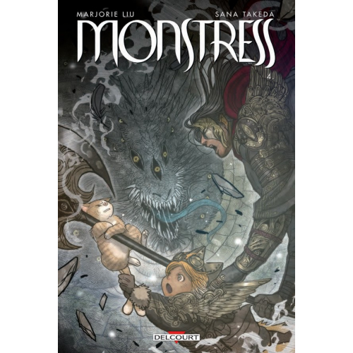 Monstress tome 4 (VF)