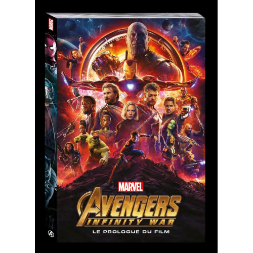 MARVEL CINEMATIC TOME 10 : AVENGERS INFINITY WAR (VF)