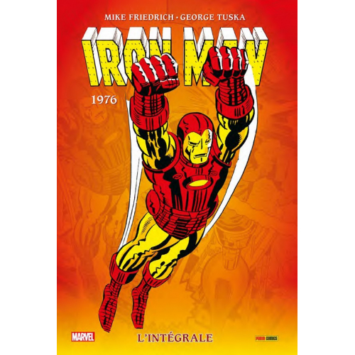 IRON MAN : L'INTÉGRALE 1976 (VF)