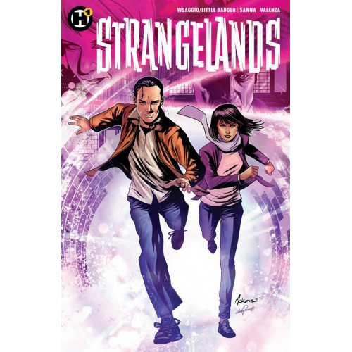 Strangelands (VF)