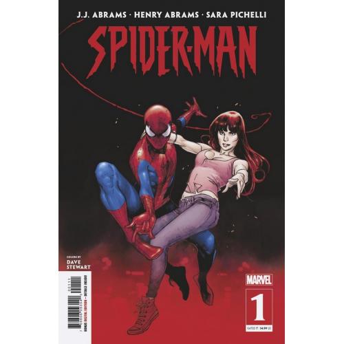 SPIDER-MAN 1 (VO) J.J. ABRAMS