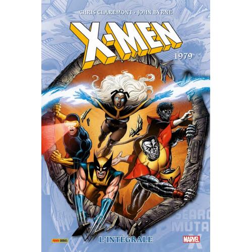 X-MEN : L'INTÉGRALE 1979 (NOUVELLE ÉDITION) (VF)