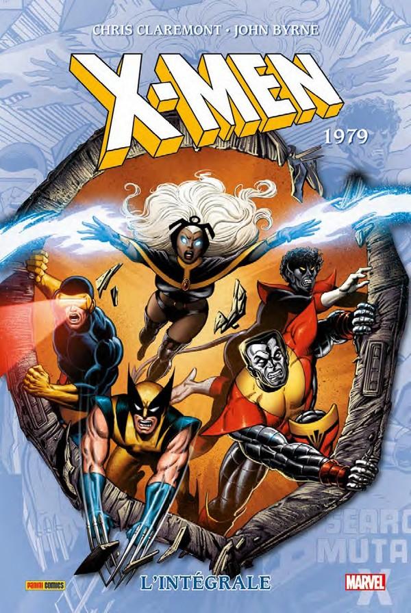 """Résultat de recherche d'images pour """"x-men intégrale 1979"""""""