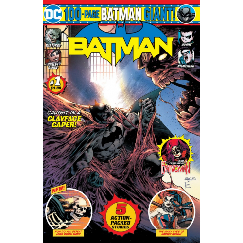 BATMAN GIANT 1 (VO)
