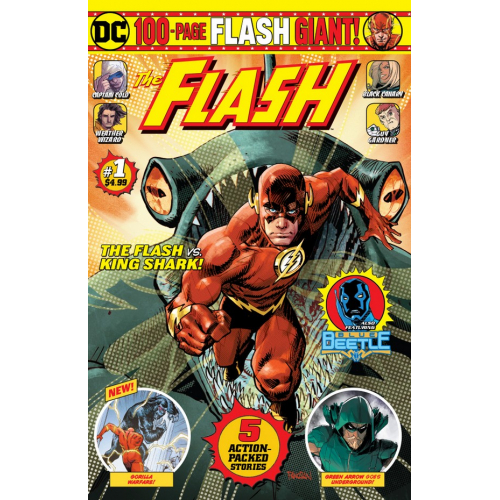 FLASH GIANT 1 (VO)