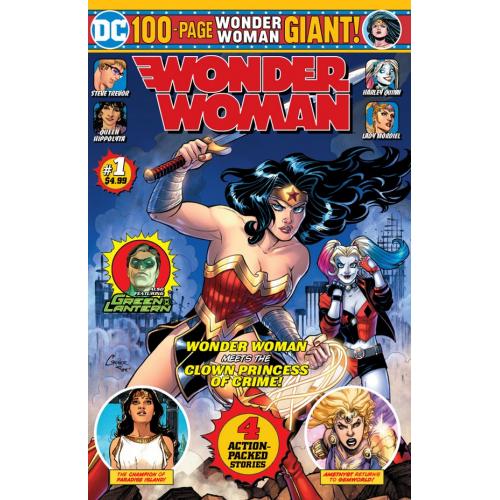 WONDER WOMAN GIANT 1 (VO)
