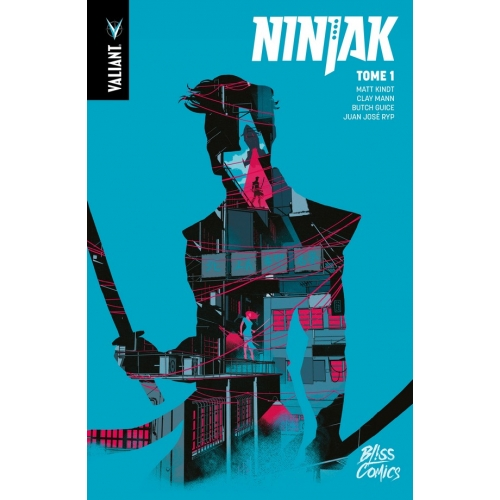 Ninjak tome 1 (VF) occasion