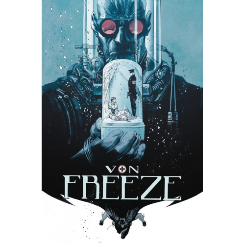 BATMAN WHITE KNIGHT PRESENTS VON FREEZE 1 (VO)