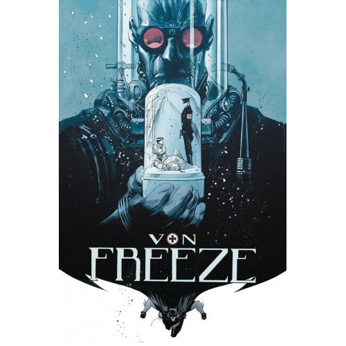 BATMAN WHITE KNIGHT PRESENTS VON FREEZE 1 (VO)