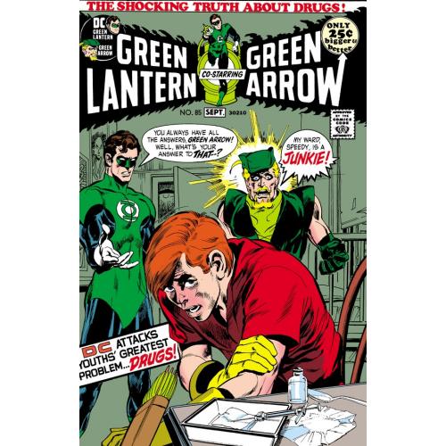 GREEN LANTERN 85 FACSIMILE EDITION (VO)