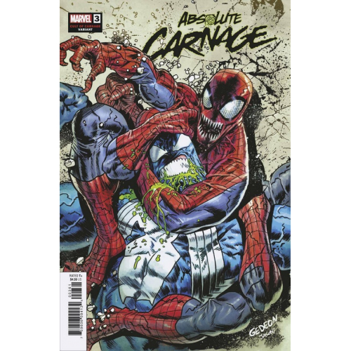ABSOLUTE CARNAGE 3 (OF 5) GEDEON CULT OF CARNAGE VAR (VO)