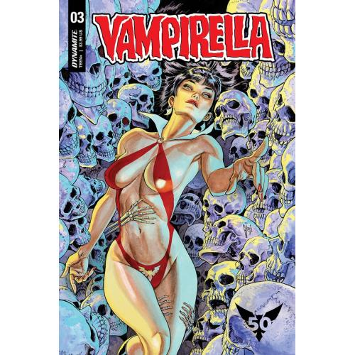 VAMPIRELLA 3 CVR B MARCH (VO)