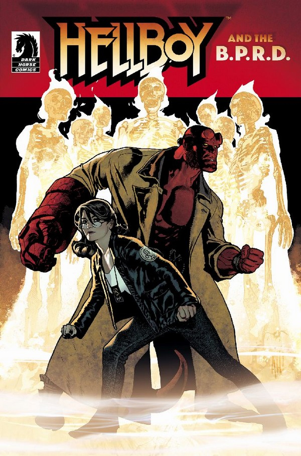 HELLBOY & BPRD LONG NIGHT AT GOLOSKI STATION (VO)