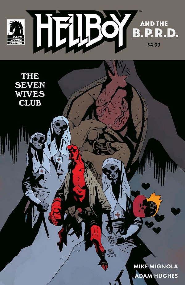 Hellboy and the B.P.R.D.: The Seven Wives Club (VO)