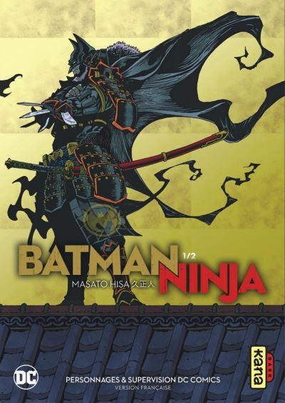 Batman Ninja Tome 1 (VF)