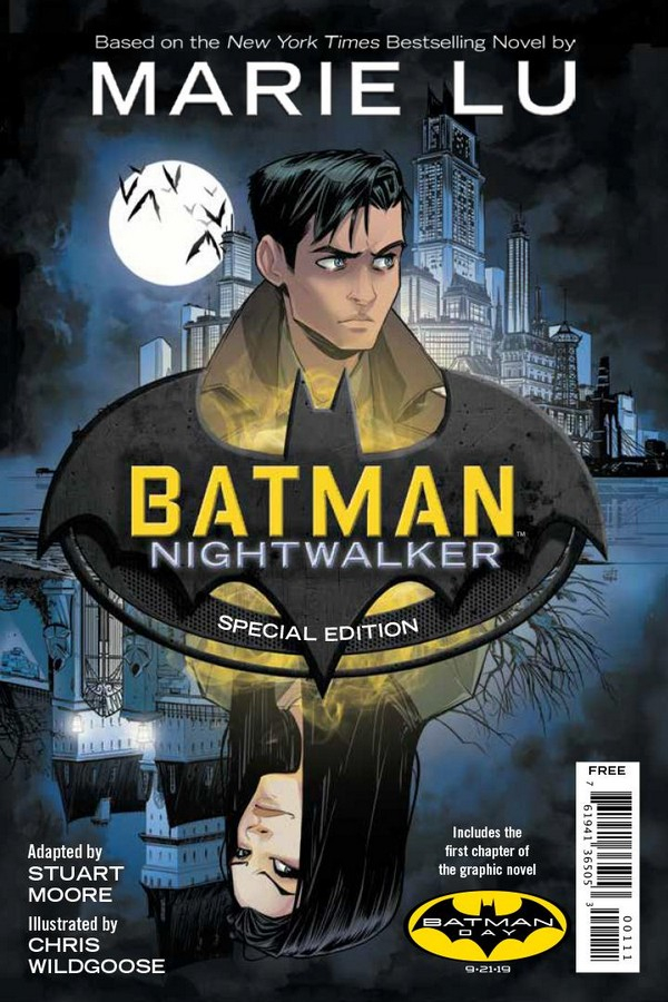 OFFERT Batman: Nightwalker: The Graphic Novel Batman Day 2019 Special Edition 1 (VO)