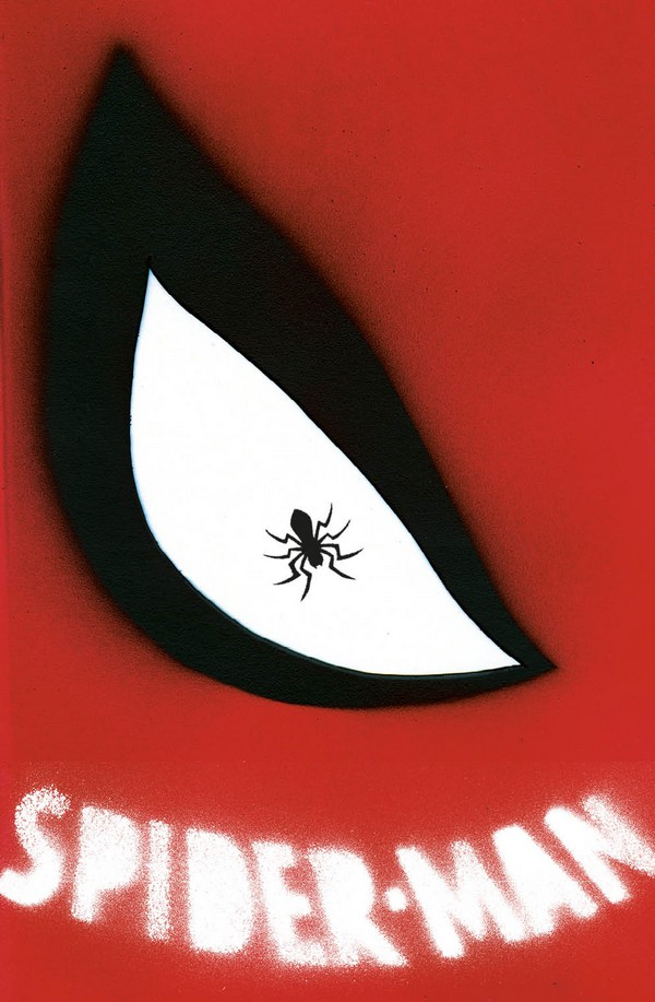 SPIDER-MAN 1 (VO) J.J. ABRAMS CHIP KID DIE CUT VARIANT