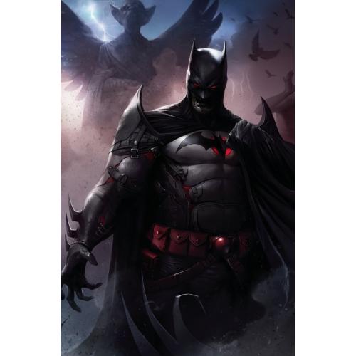 BATMAN 83 CARD STOCK VAR ED (VO)