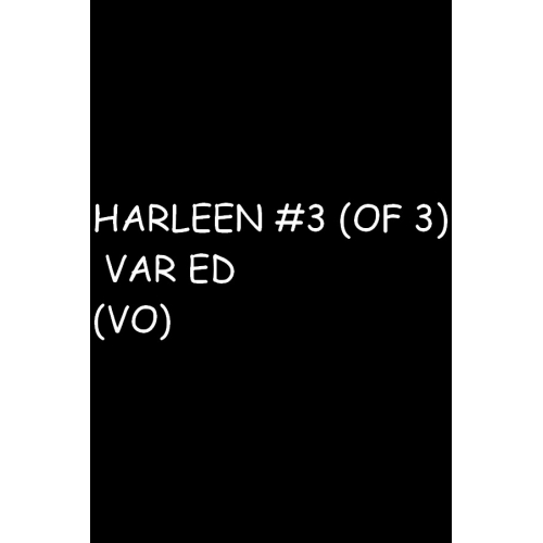 HARLEEN 3 (OF 3) VAR ED (VO)