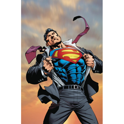 SUPERMAN UP IN THE SKY 5 (VO)