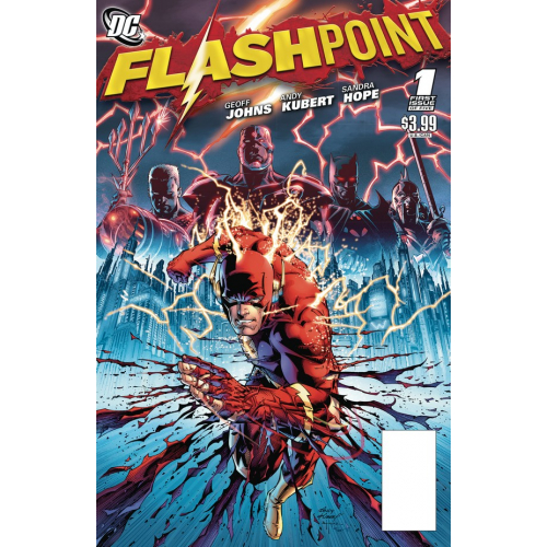 OFFERT : DOLLAR COMICS FLASHPOINT 1 (VO)