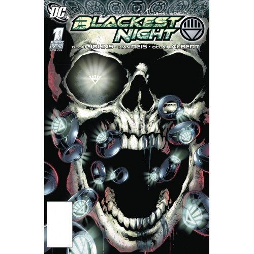 DOLLAR COMICS BLACKEST NIGHT 1 (VO)