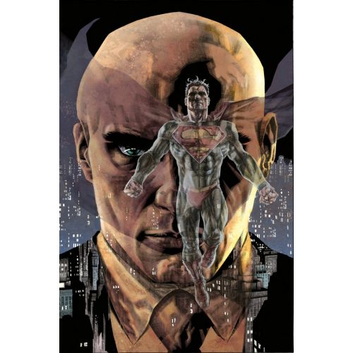 OFFERT : DOLLAR COMICS LUTHOR 1 (VO)