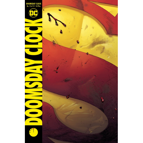DOOMSDAY CLOCK 12 (OF 12) (VO) Cover A