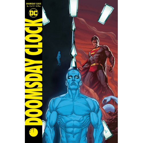 DOOMSDAY CLOCK 12 (OF 12) (VO) Cover B