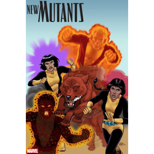 NEW MUTANTS WAR CHILDREN 1 MCLEOD VAR (VO)