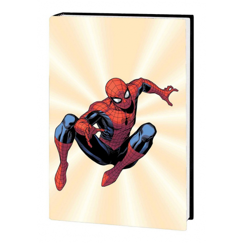 SPIDER-MAN POSTCARD BOOK HC (VO)