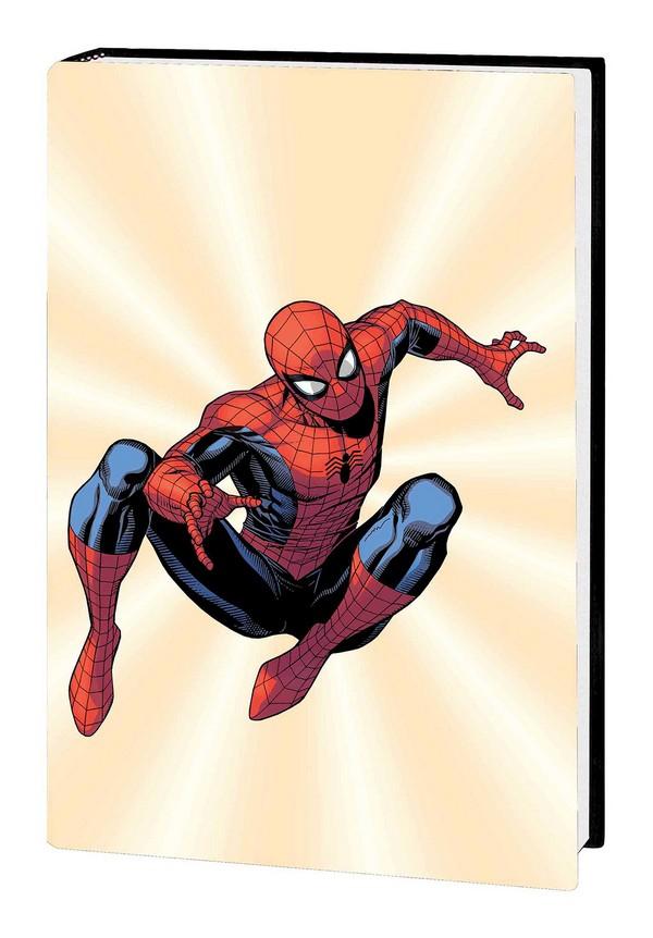 SPIDER-MAN POSTCARD BOOK HC (VO)