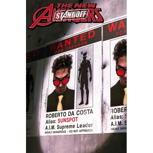 New Avengers 8 (VO)