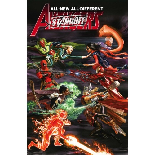 All New All Different Avengers 6