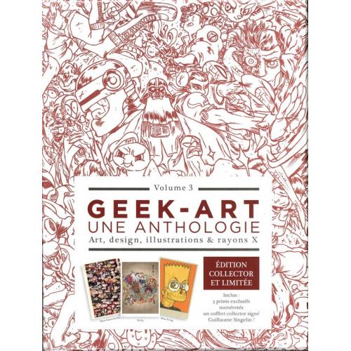 Coffret collector Geek-Art 3 (VF)
