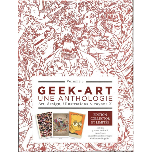 Coffret collector Geek-Art 3 (VF)